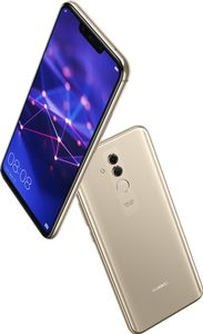 HUAWEI Mate 20 lite Kirin 710 6.3inch FHD+ 1080x2340 4+64 Front 24MP + 2MP F2.0 Main 20MP + 2MP F1.8 Android 8.1 Gold (51092RKT)