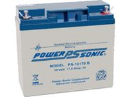 Power-Sonic 12V 17.0Ah 5 YEARS DESIGN LIFE (PS12170VDS)