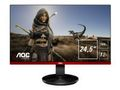 AOC G2590PX 24.5inch display 144 Hz refresh rate coupled with 1ms response time and FreeSync support 3-sides frameless design