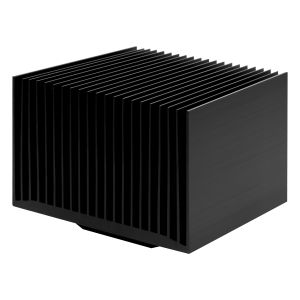ARCTIC COOLING ARCTIC Alpine AM4 Passive, Processor,  Køler, Socket AM4, 47 W, Sort, Aluminium (ACALP00022A)