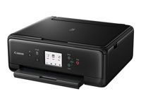 CANON Pixma TS6150 black A4 MFP 3 in 1 print copy scan Cloud Link 7,5cm LC-Display 5ink tanks WLAN 4.800x1.200dpi (2229C006)