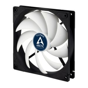 ARCTIC COOLING COOLING F14 PWM Retail Standard Fan w/ PWM, 140mm (ACFAN00078A)