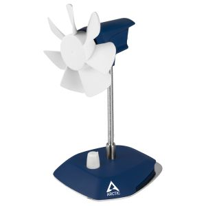 ARCTIC COOLING Lüfter ARCTIC Tischventilator USB Desktop Fan Breeze Blue (AEBRZ00020A)