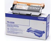 BROTHER TN-2220 toner black high capacity 2.600 pages 1-pack