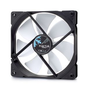 FRACTAL DESIGN 140mm Dynamic X2 GP-14 PWM White (FD-FAN-DYN-X2-GP14-PWM-WT)