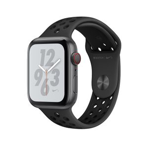 APPLE Watch Nike+ Series 4 GPS + Cellular 40mm Space Grey Aluminium Case with Anthracite/ Black Nike Sport Band (MTXG2KS/A)