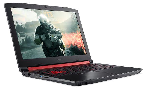 "ACER Nitro 5 15,6"" FHD matt Radeon RX 560X,AMD Ryzen 5 2500U,8GB RAM, 256GB, Windows 10 Home (NH.Q3RED.001)"