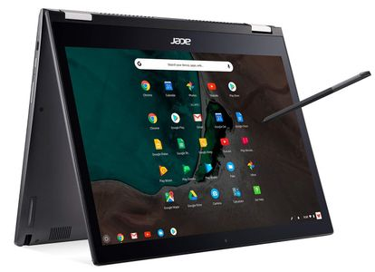 ACER Chromebook CP713-1WN-33CG i3-8130U 13.5inch IPS Multi-touch LCD 8 GB LP DDR3 Memory eMMC 64GB Gray 2x2 AC+BT4.2 HD Cam+Mic (NX.EFJED.006)