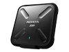 A-DATA SD700 1TB USB3.1 External SSD Black (ASD700-1TU31-CBK)
