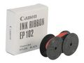 CANON EP-102 COLOR RIBBON F P1211-12 -14 -17-18 +MORE NS