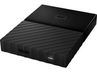 WESTERN DIGITAL My Passport 3TB portable HDD Black (WDBYFT0030BBK-WESN)
