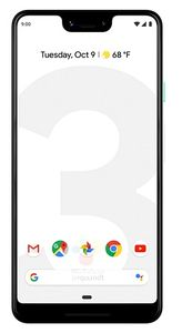 GOOGLE Pixel 3 XL 64GB just black DE (99928202)