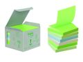 POST-IT Z-note POST-IT Recycled 76x76mm past6/pk