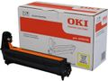 OKI yellow ep cart for MC760 770 780 30K