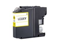 BROTHER LC-22EY INK FOR MFCJ5920DW . SUPL