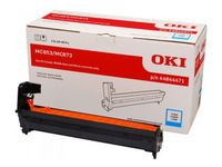 OKI EP-CART-CYAN F/ MC853/ 873 SUPL (44844471)