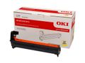 OKI EP-CART-YELLOW F/ MC853/ 873 SUPL