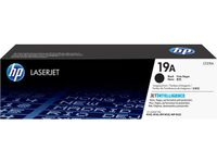 HP TONER CARTRIDGE 19A BLACK . (CF219A)