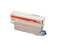 OKI Yellow Toner Cartridge (46490401)