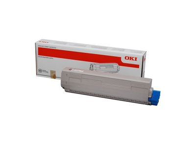 OKI Black Toner Cartridge   (46490404)