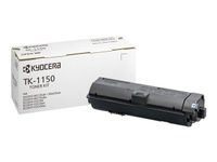 KYOCERA Black Toner Cartridge   (1T02RV0NL0)