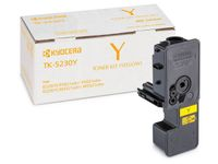 KYOCERA Yellow Toner Cartridge   (1T02R9ANL0)
