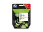 HP Ink/ 934XL/ 935XL HY Cart CMYK