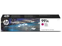HP PageWide Pro 991A magenta ink cartridge (M0J78AE)