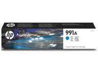 HP PageWide Pro 991A cyan ink cartridge (M0J74AE)