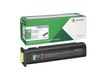 LEXMARK 15K Return Program Cyan Toner Cartridge (CS/ CX827)