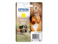 EPSON Singlepack Yellow 378 Eichhörnchen Clara Photo HD Ink