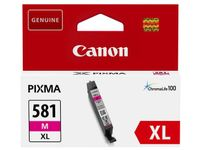 CANON Magenta XL Ink Cartridge  (CLI-581XLM) (2050C001)