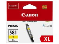CANON Yellow XL Ink Cartridge  (CLI-581XLY) (2051C001)