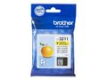 BROTHER Patrone LC-3211Y DCP-J772/4DW, F-FEEDS