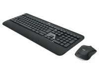 LOGITECH MK540 Advanced Wless KBD+Mouse NDX (920-008683)