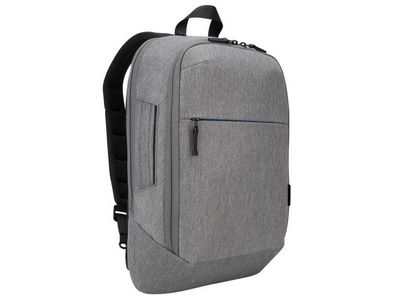 TARGUS CityLite Pro 12-15.6inch Compact Laptop Backpack - Grey (TSB937GL)