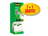 SCOTCH Tape SCOTCH Magic 810 7+1rl gratis (8) (FT510116336)