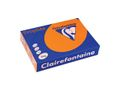 CLAIREFONTAINE Kopipapir TROPHEE A4 80g orange (500)