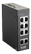 D-LINK 8-Port Unmanaged Layer2 Fast Ethernet Industrial Switch