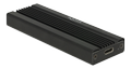 DELOCK External Enclosure for M.2 NVMe PCIe SSD with SuperSpeed USB 10