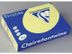 CLAIREFONTAINE Kopipapir TROPHEE A4 80g sitrongul (500)