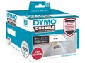 DYMO LW Durable barcode 19mm x 64mm, 450 labels