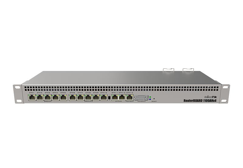 MIKROTIK RouterBOARD 1100AHx4 with (RB1100x4)
