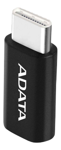 A-DATA USB-C to Micro USB 2.0 Adapter (ACM2ADPPL-RBK)