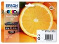 EPSON 33 Multipack non tagged Claria Premium Ink Orange