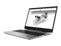 "HP ZBook 15v G5 Mobile Workstation - Xeon E-2176M / 2.7 GHz - Win 10 Pro för Workstations 64-bitars - 16 GB RAM - 256 GB SSD NVMe, TLC - 15.6"" IPS 1920 x 1080 (Full HD) - Quadro P600 / UHD Graphics P630  (4QH40EA#UUW)"