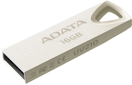 A-DATA 16GB USB 2.0 UV210 golden (AUV210-16G-RGD)