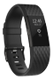 FITBIT Charge 2 - Gun Metal Black/Silver - Large