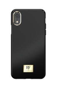 Richmond & Finch Black Tar, iPhone XR case (RF61-011)