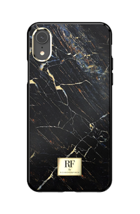 Richmond & Finch Black Marble, iPhone XR (RF61-017)
